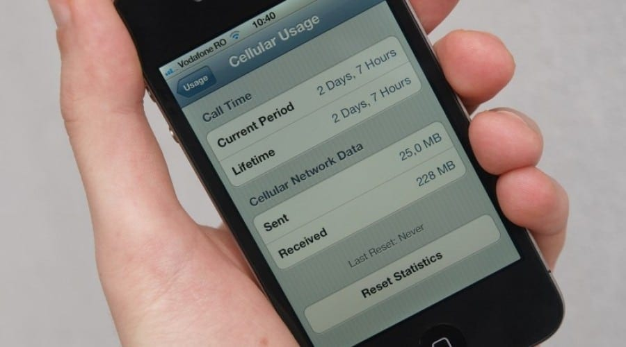 Traficul de date mobile ar putea creşte de 18 ori până în 2016