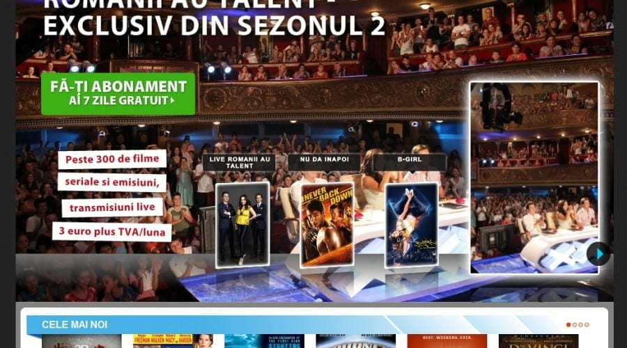 Voyo, serviciul de tranzacţionare şi abonare video, soseşte pe Samsung Smart TV
