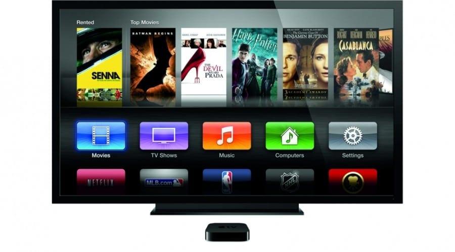 Noul Apple TV redă conţinut video la rezoluţie 1080p