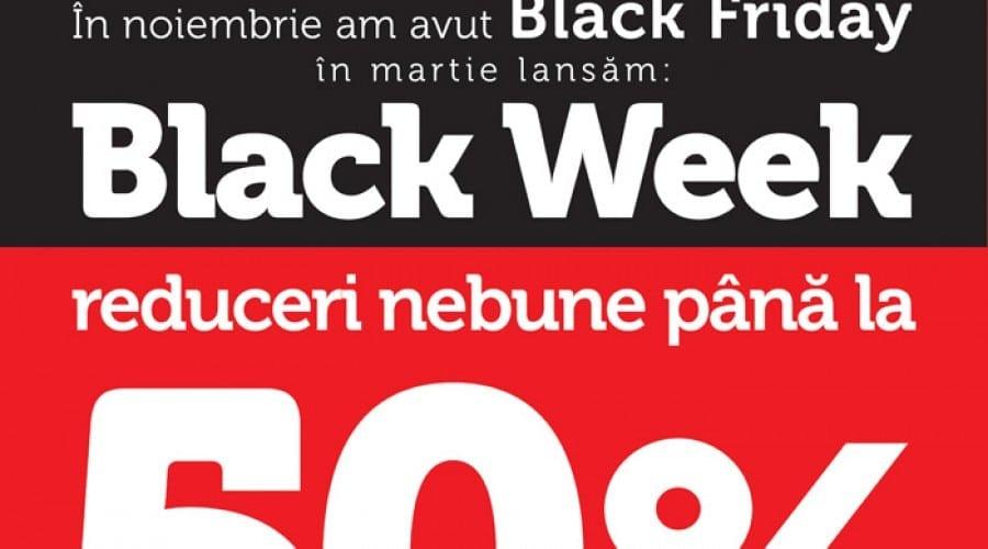 Black Week – Flanco pregăteşte reduceri de până la 50% pentru peste 2.000 de produse