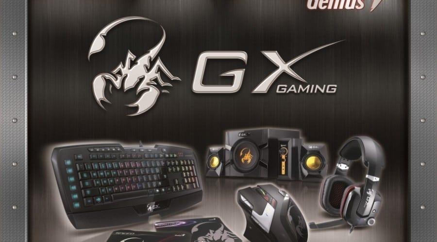 Genius prezintă noua gamă de accesorii pentru gameri la CeBIT