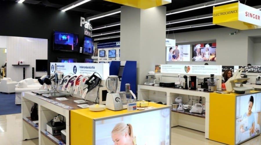 Flanco deschide un nou magazin în Cluj