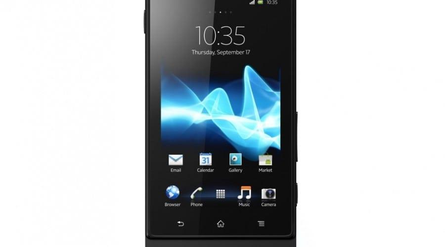 Sony Xperia sola: Ecran de 3.7 inchi, procesor de 1 GHz şi NFC