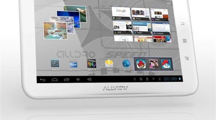 Allview AllDro Speed, acum în variantă albă şi cu Ice Cream Sandwich