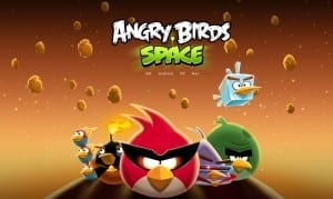 Angry Birds Space e disponibil acum pe BlackBerry Playbook