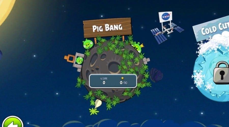 Descarca Angry Birds Space pe PC şi testează noile păsări gata de lupta în spaţiu