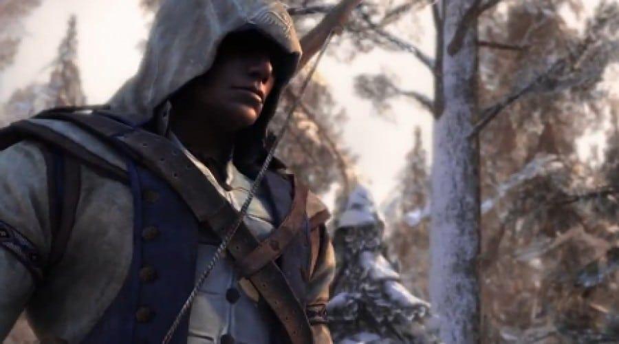Assassin's Creed 3, pe ecranul controlerului Wii U