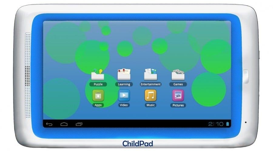 Archos Child Pad, o tabletă de 7 inchi pentru cei mici