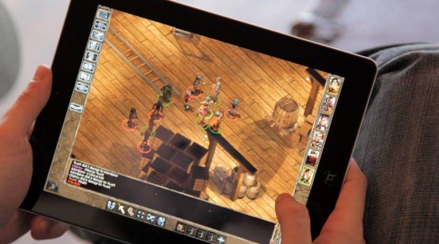 Baldur's Gate pentru iPad soseşte în vară la un preţ de sub 10 dolari