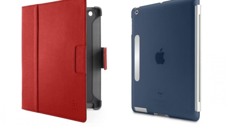 Noul iPad: Accesorii de la Belkin
