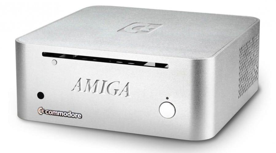 Commodore lansează un nou Amiga, după mai bine de 20 de ani