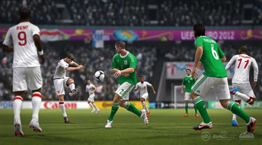 Fifa 12 va beneficia din 24 aprilie de expansion-ul UEFA Euro 2012