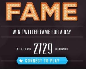 Twitter a închis serviciul Fame