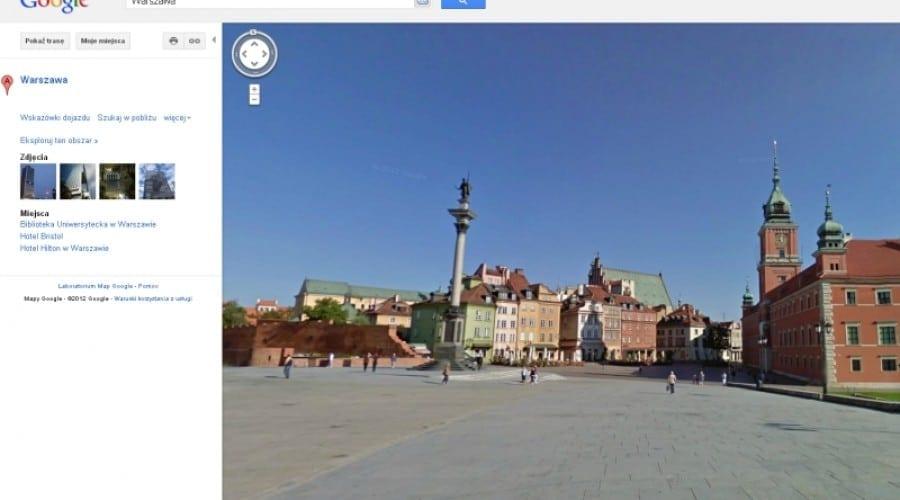 Euro 2012: Explorează locaţii din Polonia şi Ucraina cu Google Street View