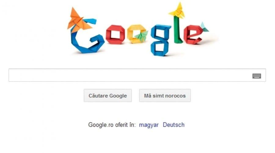 Google sărbătoreşte 101 ani de la naşterea lui Akira Yoshizawa, părintele origami