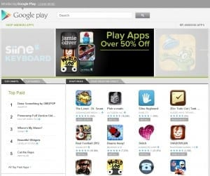 Google Play permite de acum update-uri inteligente