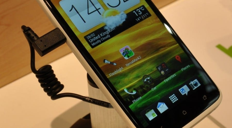 HTC One X: Noul vârf de lance al HTC (video)
