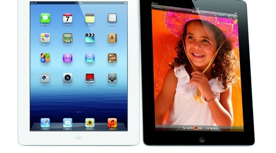 Noul iPad cu ecran Retina şi procesor A5X soseşte în România pe 23 martie