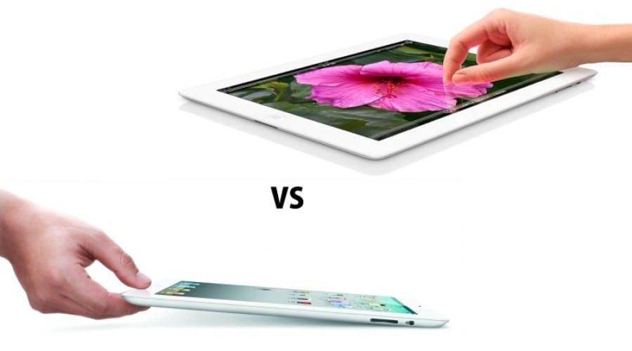 Noul iPad Vs iPad 2: Diferențele esențiale