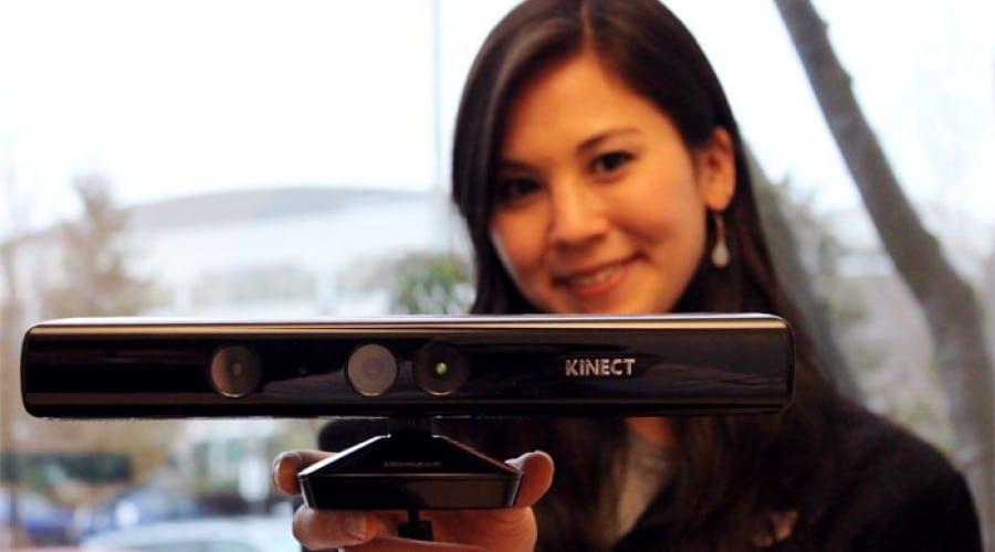 Kinect pentru Windows versiunea 1.5 urmăreşte mişcările capului şi gâtului