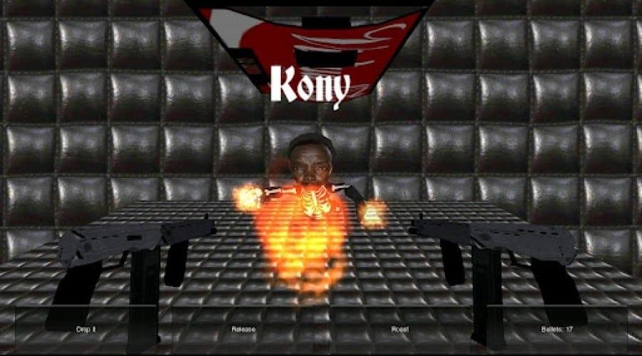 Kony se ascundea în Android Market