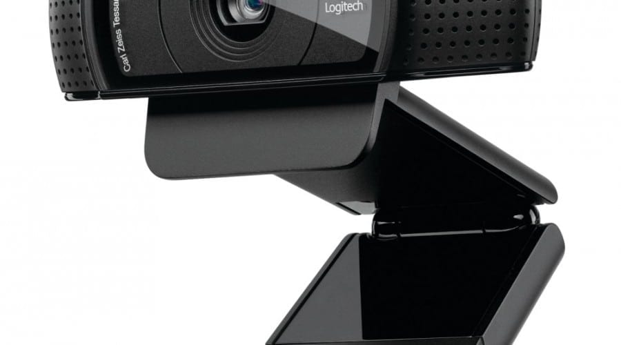 Logitech HD Pro Webcam C920: Imagini Full HD la 429 lei