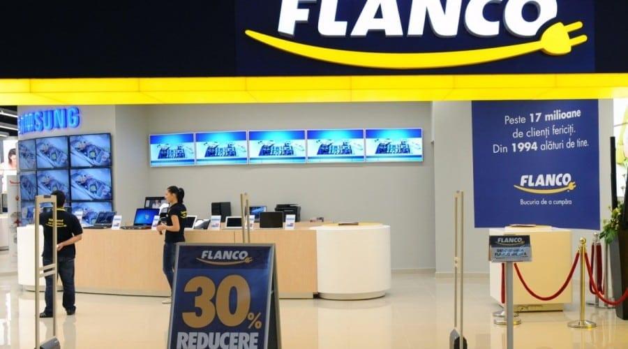 Flanco deschide la Sibiu un nou concept de magazin care permite testarea produselor