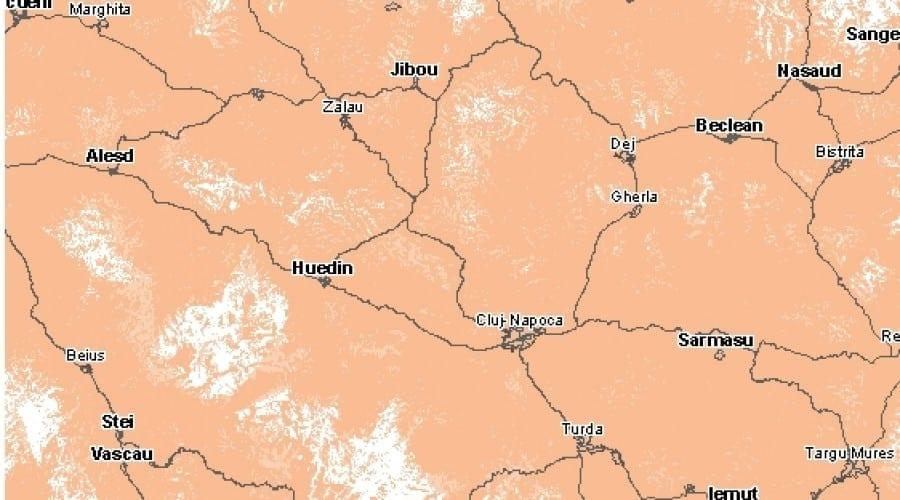 Clujul are acces în proporţie de 99,52% la servicii de telefonie mobilă