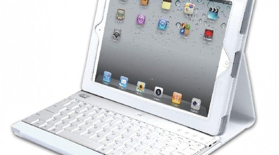 Noul iPad primeşte o husă tastatură Bluetooth de la Adesso
