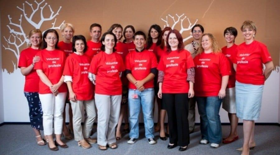Fundaţia Vodafone: S-a încheiat a doua ediţie a programului Voluntar de profesie
