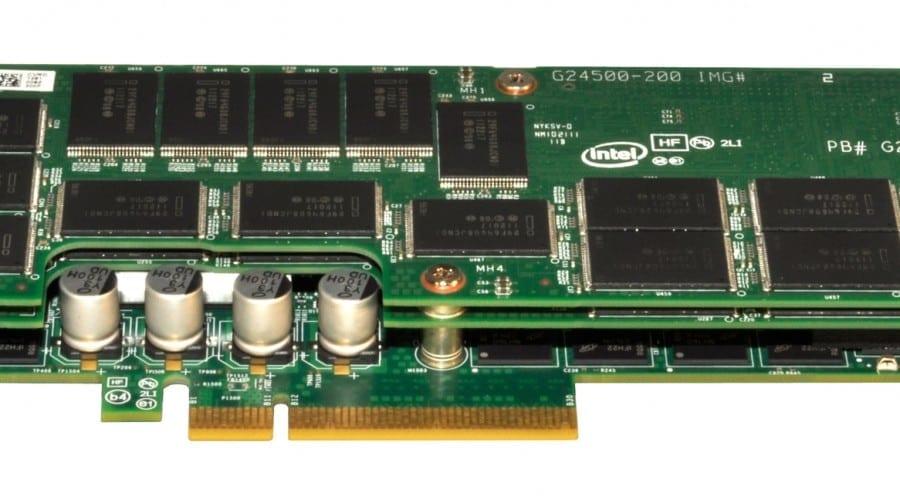 Intel SSD 910: Spaţiu de stocare de 400 şi 800 GB