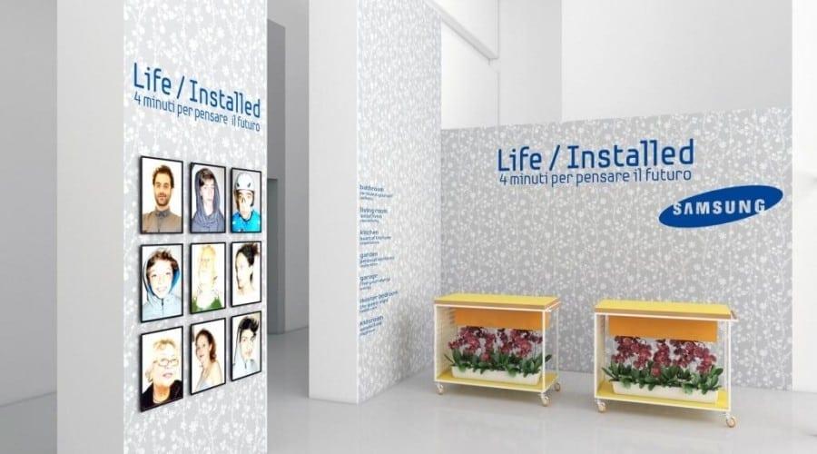 Samsung atacă piaţa design-ului interior cu un proiect realizat alături de Italo Rota