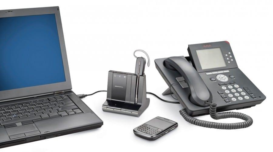 Plantronics Savi 700: Căşti wireless pentru mediul business