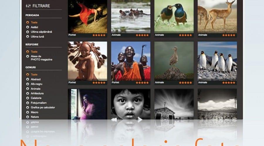 Revista PHOTO magazine și-a lansat noua galerie foto