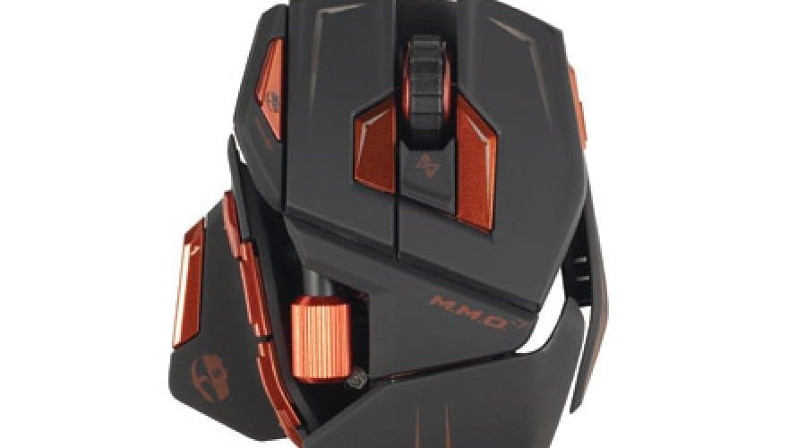 Mouse-ul Cyborg M.M.O.7, disponibil acum în România