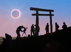 Urmărește live eclipsa de soare, din Japonia (video)