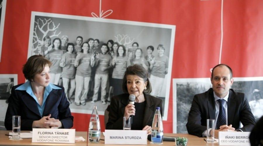 Fundaţia Vodafone România numeşte un nou Consiliu de Administraţie