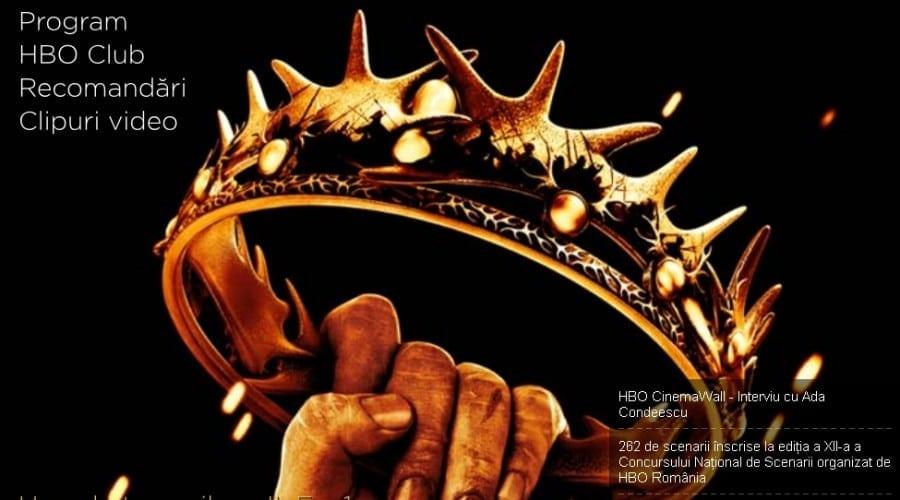 Game of Thrones (Urzeala tronurilor) revine la HBO cu sezonul 2