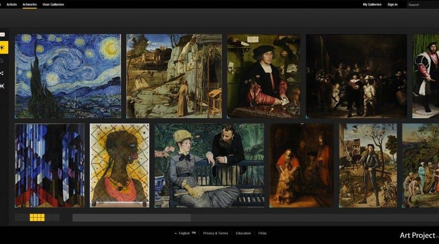 Google Art Project se extinde