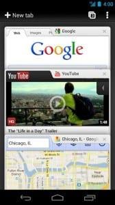 Google Chrome pentru Android, disponibil acum în Google Play