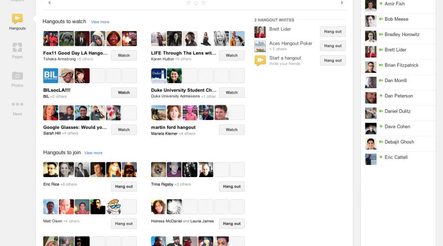 Google + introduce noi caracteristici