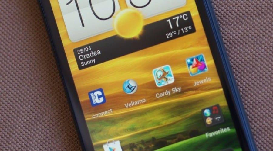HTC One X: Primele impresii plus o galerie foto