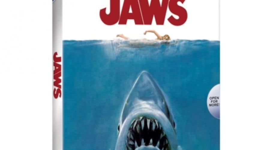 Jaws soseşte în august pe Blu-Ray