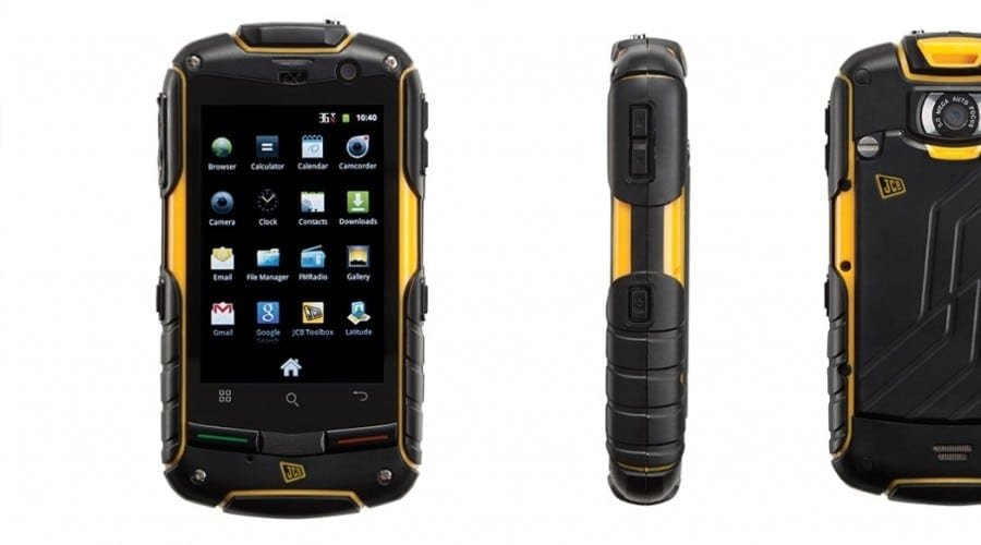 JCB Pro-Smart: Unul dintre cele mai rezistente smartphone-uri de pe glob