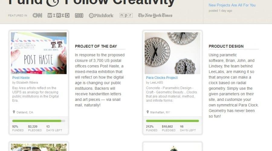 Youtube ajută proiectele utilizatorilor Kickstarter