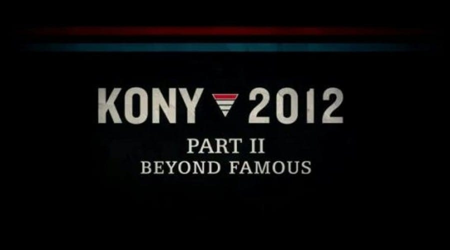 Kony 2012: Invisible Children a lansat un nou clip video