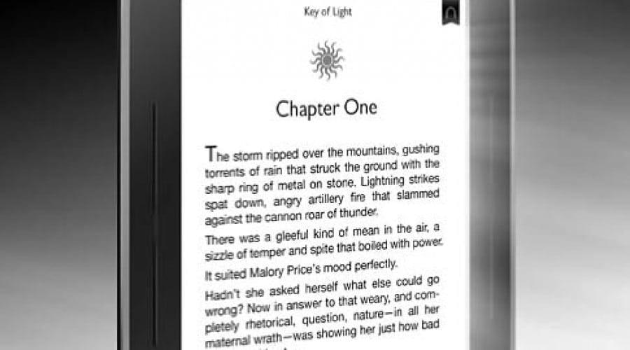 Nook Simple Touch cu GlowLight: Perfect pentru cititul pe timp de noapte