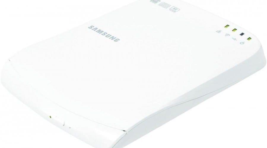 Transmite datele de pe smartphone prin wireless si scrie-le pe DVD cu Samsung Optical Smart Hub