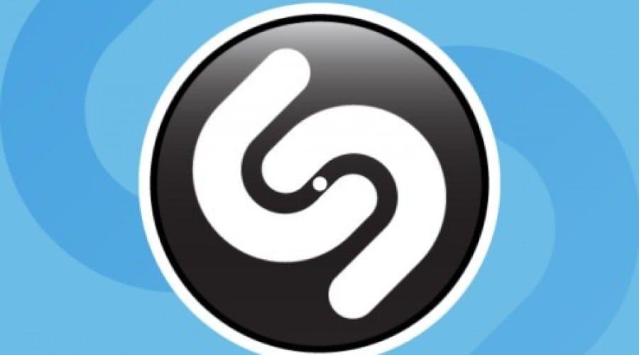 O secundă pentru a identifica o melodie cu Shazam