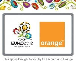 Peste 2 milioane de fani au descărcat aplicaţia UEFA Euro 2012 de la Orange